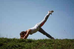 giv et gavekort til søndags yoga med brunch