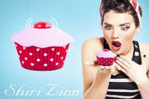 giv hende den frække cupcake vibrator som den sjove gaveide