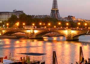 Giv hende en storby ferie i Europa som den gode gave