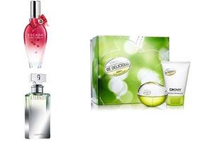 alle kvinder bruger parfumer og derfor er den en god gave