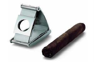 giv en eksklusiv cigar skærer til manden i gave