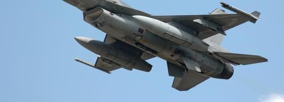 F16 simulator oplevelsesgave – Måske den fede underholdning for ham