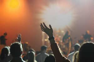 koncert er det fede oplevelse for to