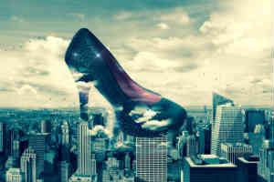 sko er noget som alle kvinder elsker