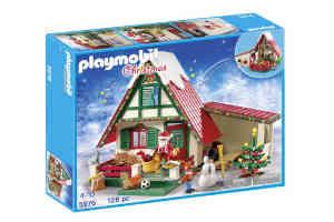 køb julemandens hus som kalender til december