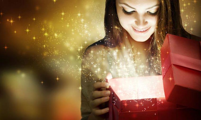 find de rigtige gaver til pakkekalenderen