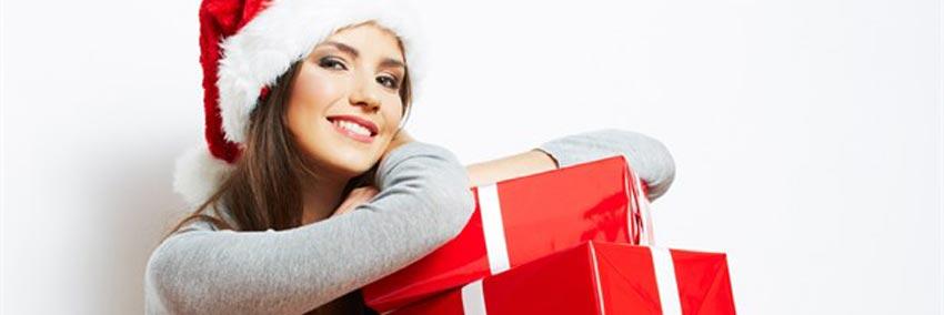 find hendes julegaveide blandt de lækre beauty produkter