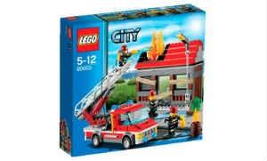 giv en lækker lego sæt i adventsgave til drenge