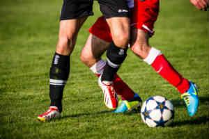 find det praktiske og smarte fodboldudstyr til manden der elsker at spille fodbold