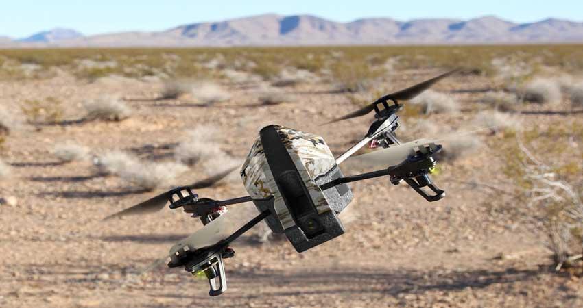 Parrot air drone kunne være den sjove alternative eksklusive gaveide
