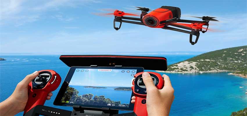 se det store udvalg af droner for den gode gaveide
