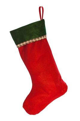 brug den rigtige sok til kalendergaverne
