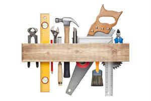 handyman værktøjs pakkekalender til manden er en god ide