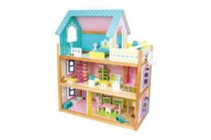 køb dukkehus til pigens julegave