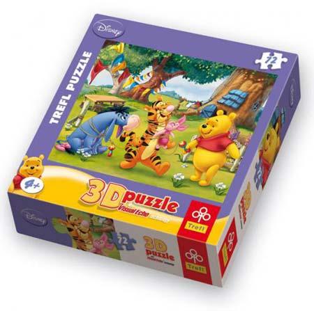 3d puslespil i julegave til børn er en god ide