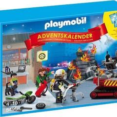 Playmobil pakkekalender til børn