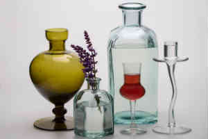 køb smukke vaser og andet til adventsgaven