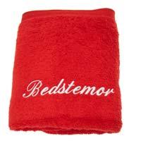 håndklæde med navn er en personlig gave