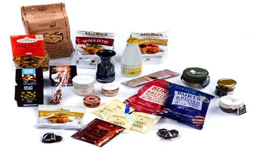 giv den kulinariske pakkekalender til en kender