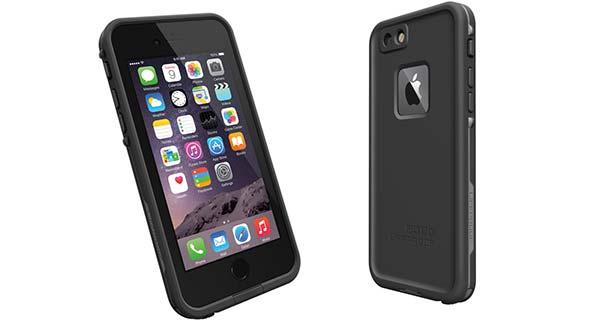 lifeproof cover er gaven til håndværker der ejer en iphone