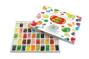 jelly belly gaveæsken er både billig og lækker