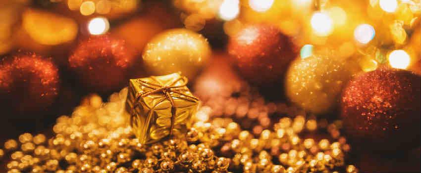 led efter de interessante ideer til julegaven