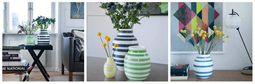 kähler omaggio vasen er et super populært stykke keramik