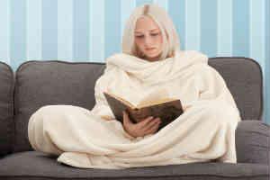 køb det lækre snug rug tæppe i adventsgave