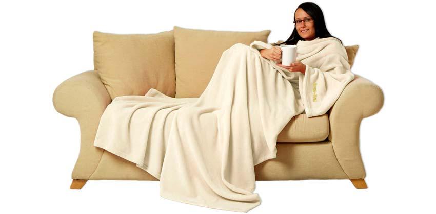 snu rug tæppe gaven til hende er praktisk