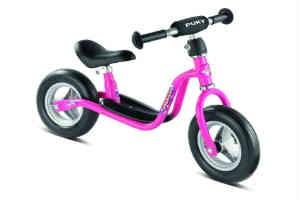 julegaven til børn på 2 år er den fede puky løbecykel