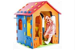 køb et sjovt skumlegehus til gaven