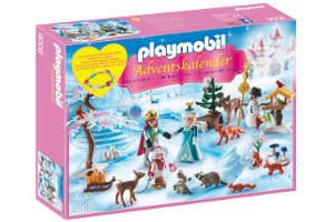 Giv hende den sjove Royalt skøjteløb pakkekalender fra Playmobil
