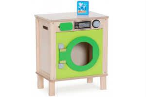 Piger vil elske at lege mor med Wonderworld vaskemaskine gaven