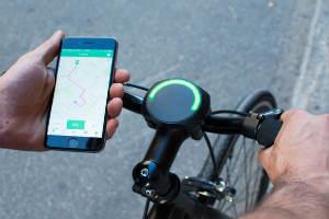 Køb den tosset SmartHalo cykelnavigator i gave