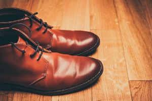 sko er blandt de gode gaveideer til mænd