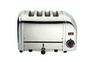 giv en kvalitets toaster til brudeparret