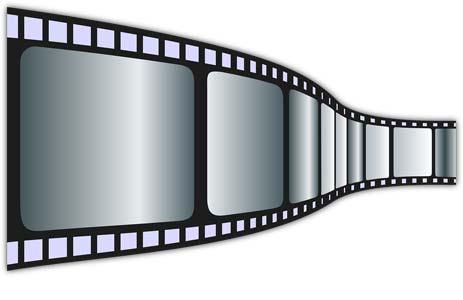 en god film ruller sig bedst ud i biografen