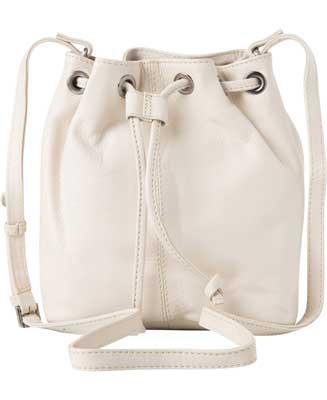 Augusta crossbody lædertaske