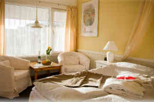 køb en hyggelig romantisk hotel oplevelse til brudeparret i gave