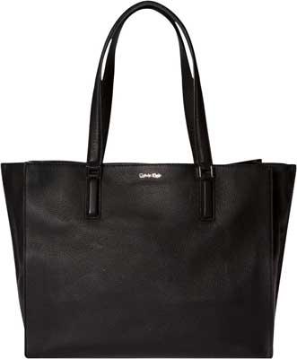 Cslvin Klein er det dyre og lækre mærke i dametasker