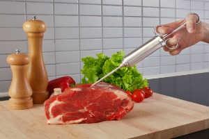 køb den gode marinadesprøjte til mænd der elsker at lave mad