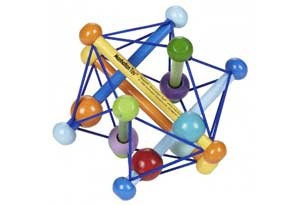 manhattan skwish rangle er det stimulerende legetøj til børn
