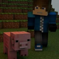 Minecraft ting & legetøj i gave til drenge