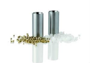 Peber og salt kværn i elegant design som Stelton er en perfekt gaveide
