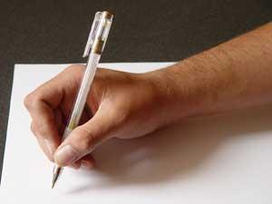 skriv et sødt valentinskort til hende