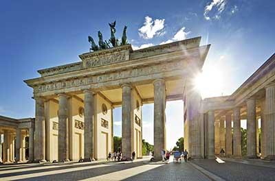besøg Berlin med din kæreste på et weekendophold