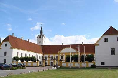Dronninglund slot er den romantiske gaveide