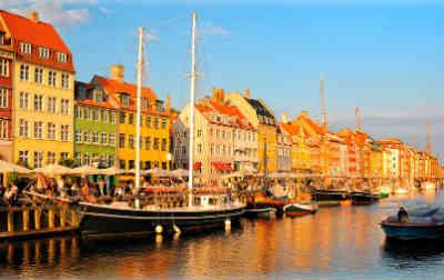 køb et ophold i Nyhavn til par