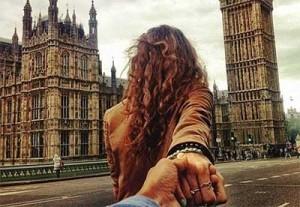 vælg et ophold i en storby for romantikken