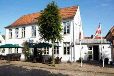 et kropophold i Schackenborg er en romantisk oplevelse